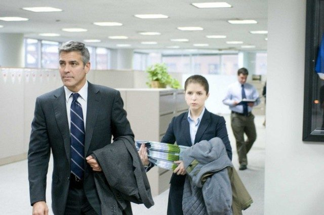 George Clooney and Anna Kendrick in 'Up in the Air'