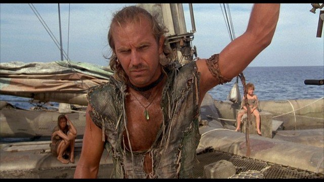 Waterworld - Kevin Costner, Universal