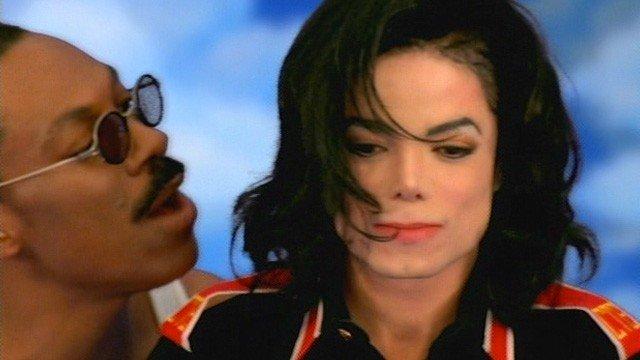 Michael Jackson and Eddie Murphy