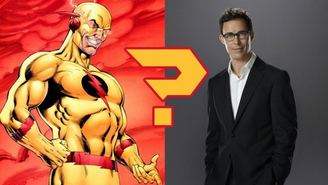 Professor Zoom, Reverse Flash - The Flash, CW