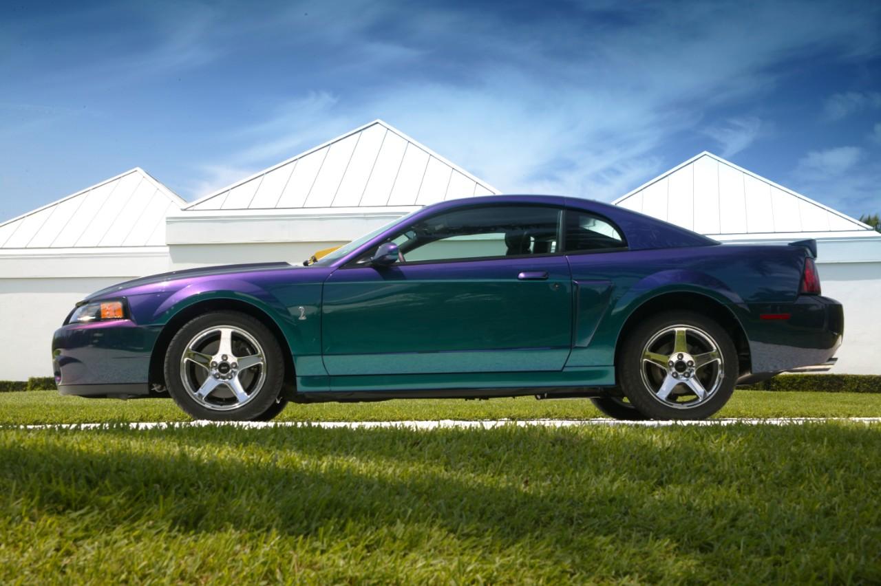 "2003 Ford ""Terminator"" SVT Mustang Cobra"