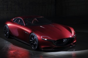 Pour One Out for Mazda's New, No Longer-Happening Rotary Sports Car