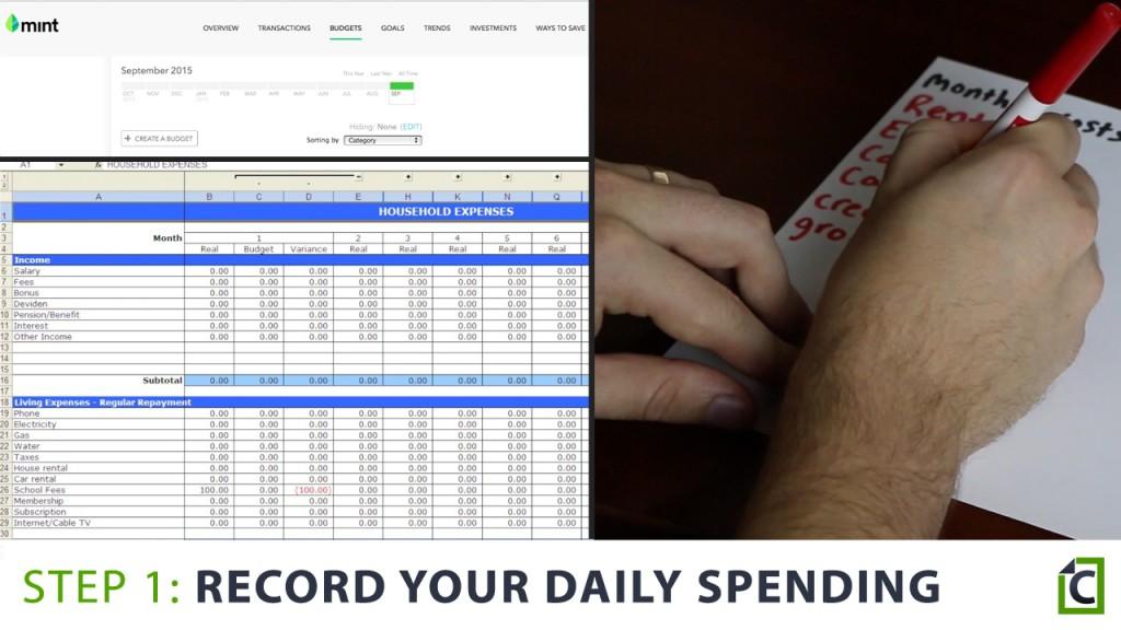 record spending