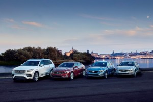 Volvo Sees a Future That's All Electric