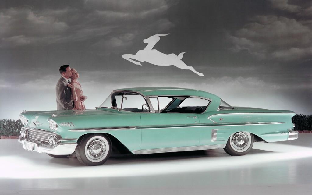 1958 Chevrlolet BelAir Impala