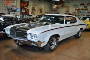 Drive Fast With Class in a 1970 Buick GSX