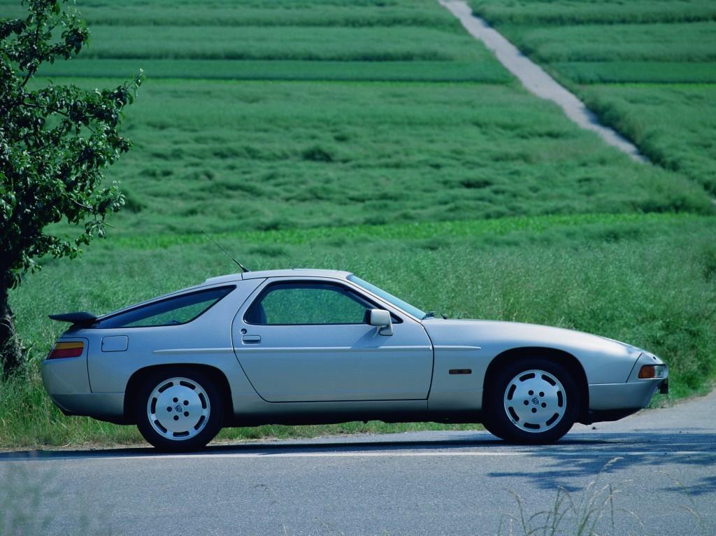 1987 Porsche 928 S2