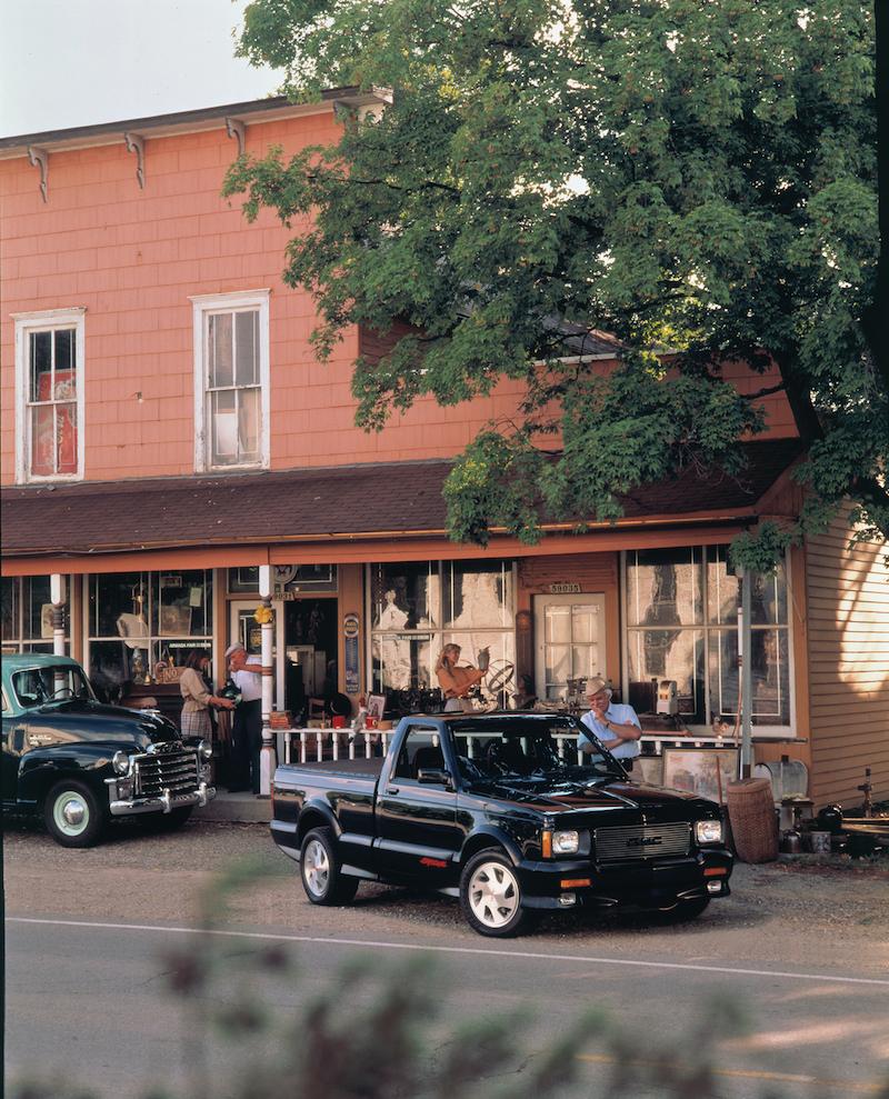 1991 GMC Syclone Half-Ton Pickup Truck