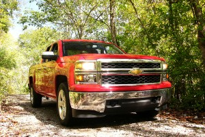 First Drive: 2015 Chevy Silverado 1500 4×4 Double Cab