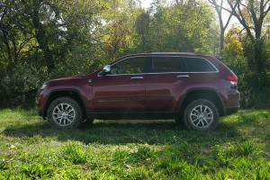 Jeep's EcoDiesel Grand Cherokee: A Clean Vehicle That Loves Mud