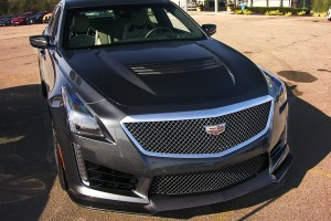 2016 Cadillac CTS-V: How Does It Handle on the Race Track?
