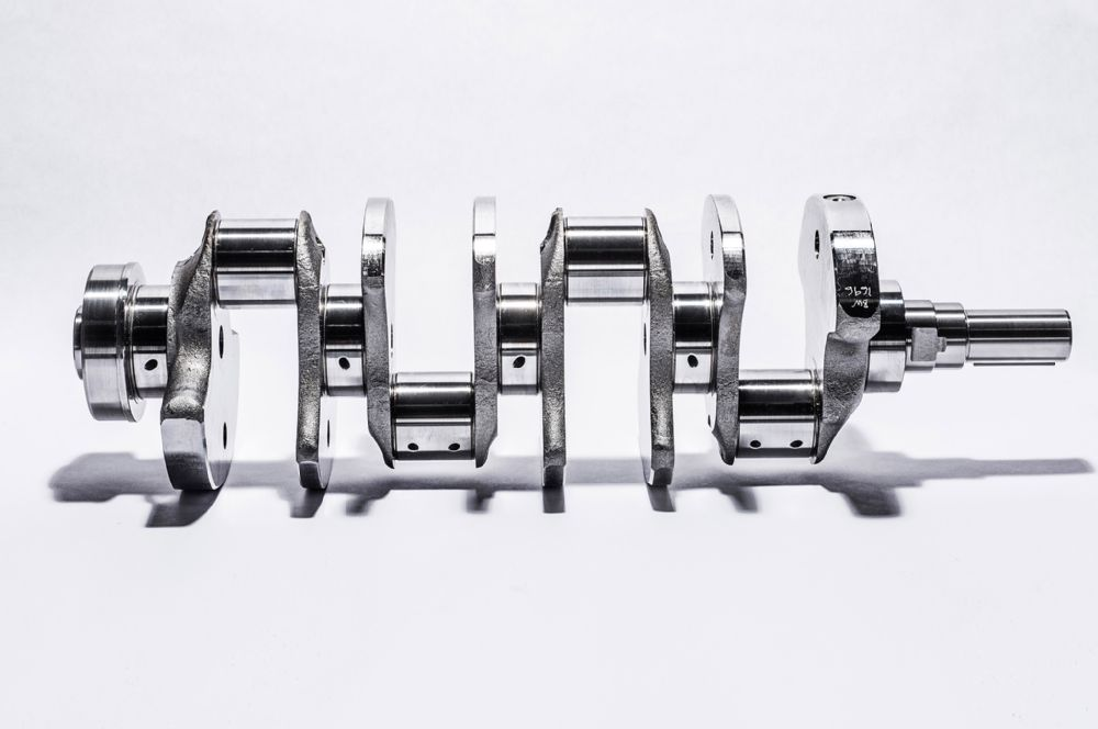 Engines Exposed What Is A Flat Plane Crankshaft