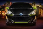 Electric Lime or Cherry Pearl? Toyota Spices Up the Prius C