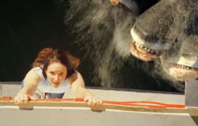 '3-Headed Shark Attack'