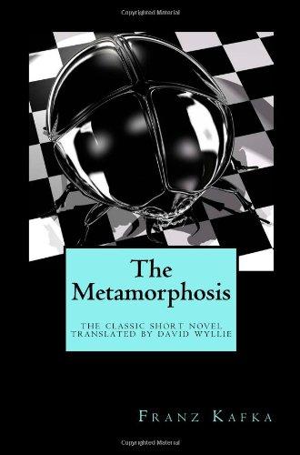 The Metamorphosis book cover