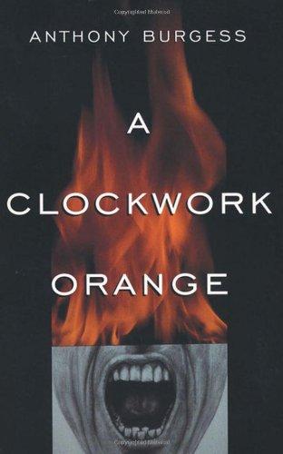 A Clockwork Orange book cover