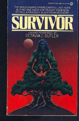 Survivor book cover