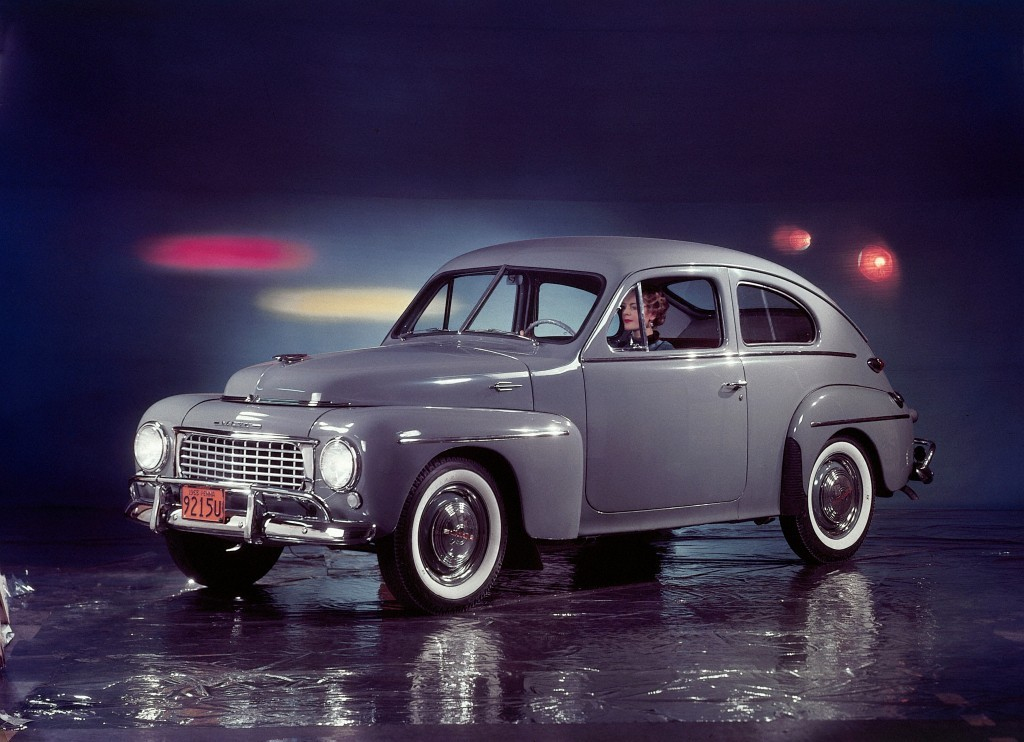 Volvo Picks Its 5 Greatest Classic Cars