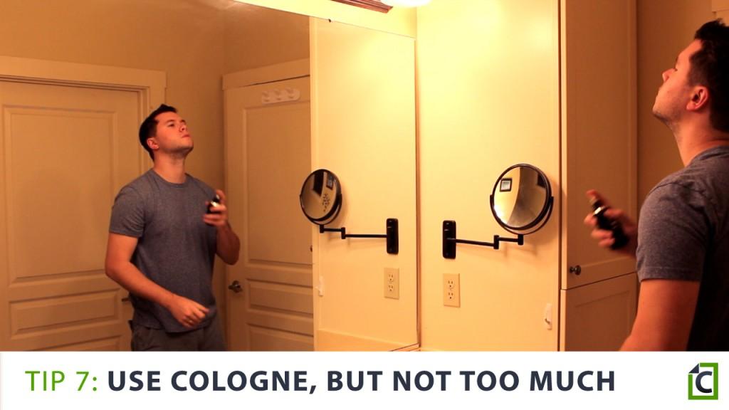 7 use cologne