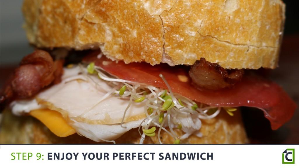 9 enjoy your sandwich