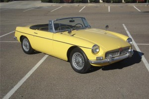 The MGB: What This Vehicle Did For Future Sports Cars