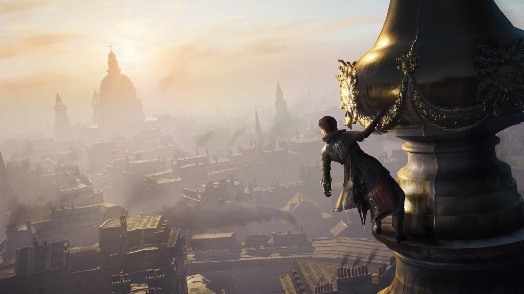 Promo art for 'Assassin's Creed: Syndicate'