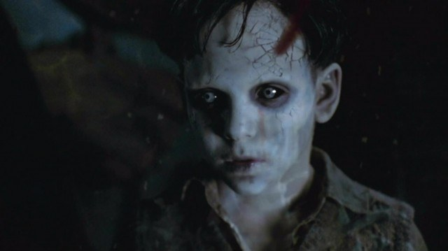 Andreas Munoz in 'The Devil's Backbone'