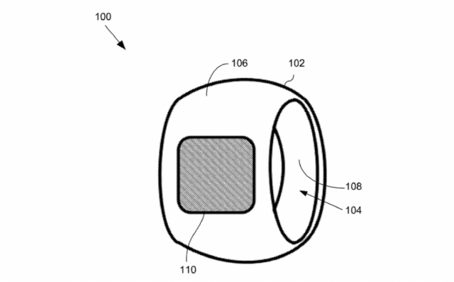 Apple smart ring patent