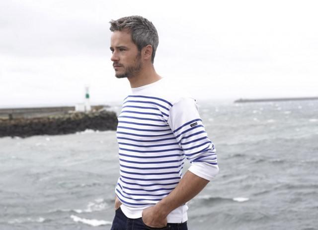 Armor Lux mariniere breton stripe shirt