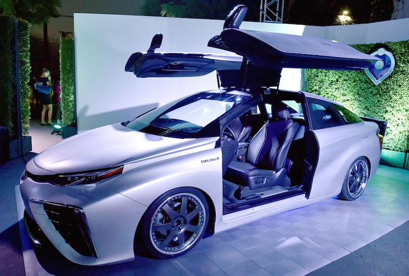 Toyota Mirai Launch Event