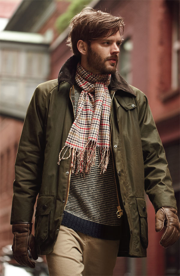 Barbour Classic Beaufort jacket at Nordstrom