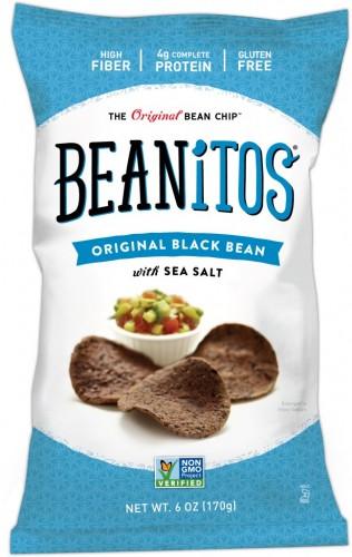 Beanitos Original Black Bean FRONT 6oz