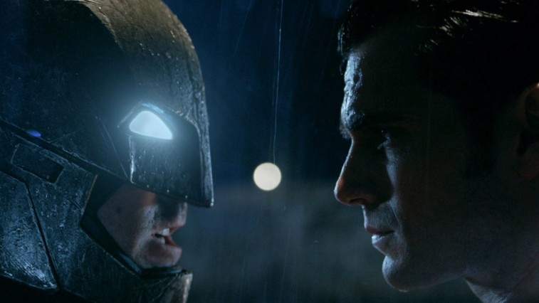 Ben Affleck and Henry Cavill in 'Batman v Superman: Dawn of Justice'