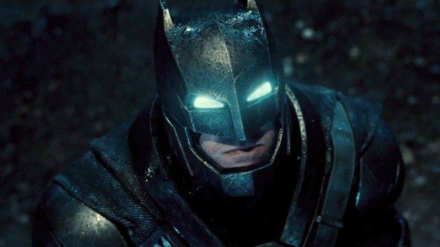 Ben Affleck in 'Batman V Superman: Dawn of Justice'