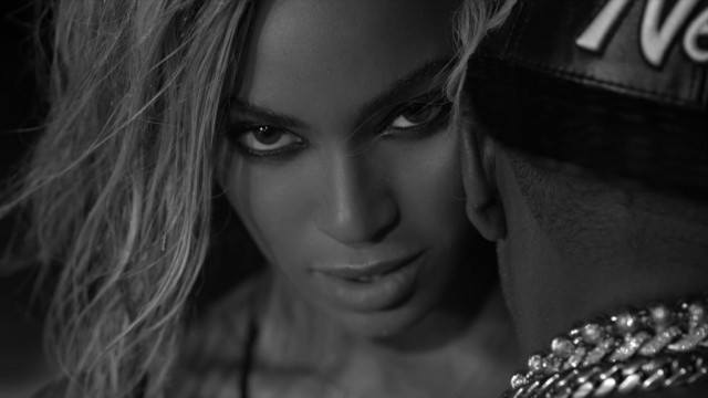 "Beyonce in ""Drunk in Love"""
