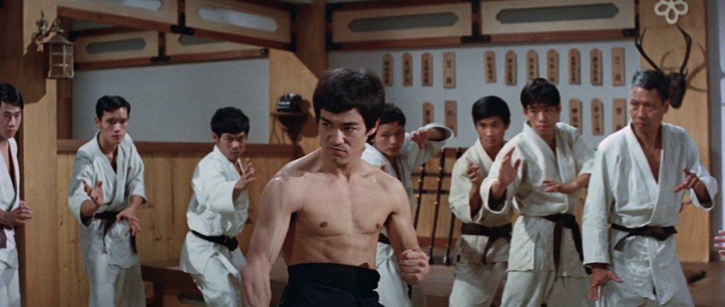 Bruce Lee in The Chinese Connection