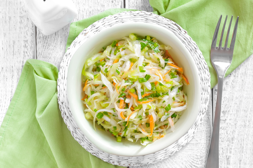 slaw, cabbage