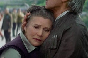 'Episode IX': How 'Star Wars' Could Handle Leia's Story