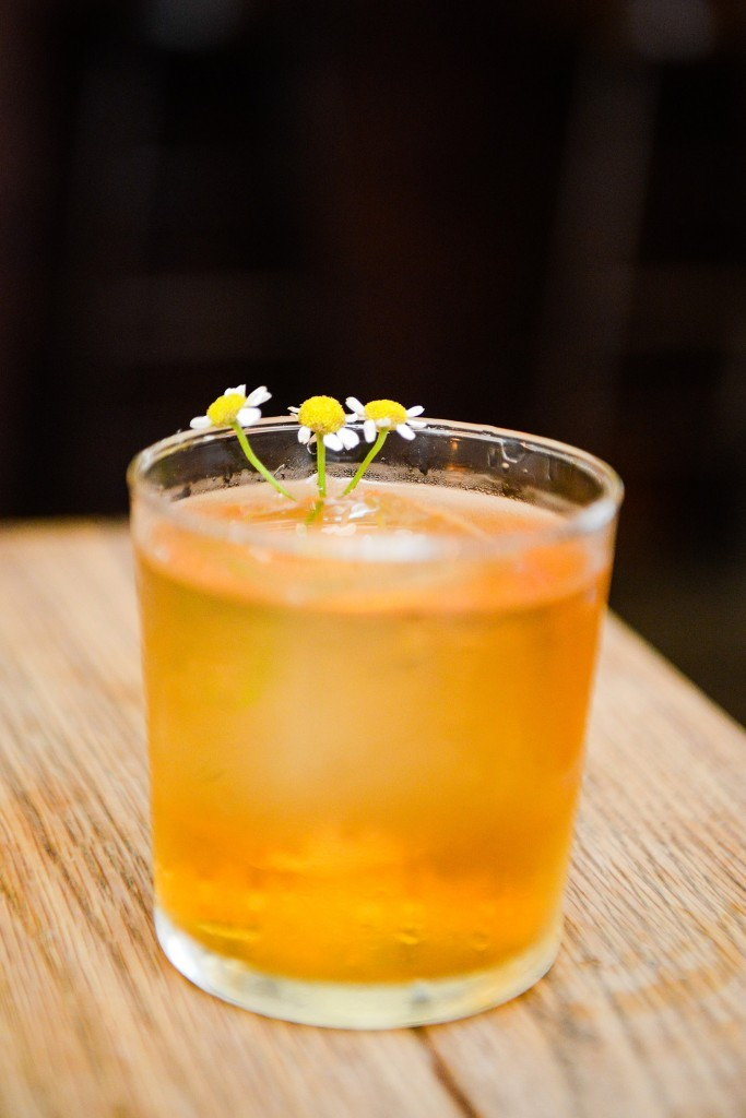 Chamomile Old Fashioned 2