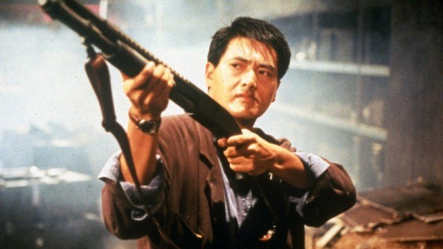 Chow Yun Fat in 'Hard Boiled'