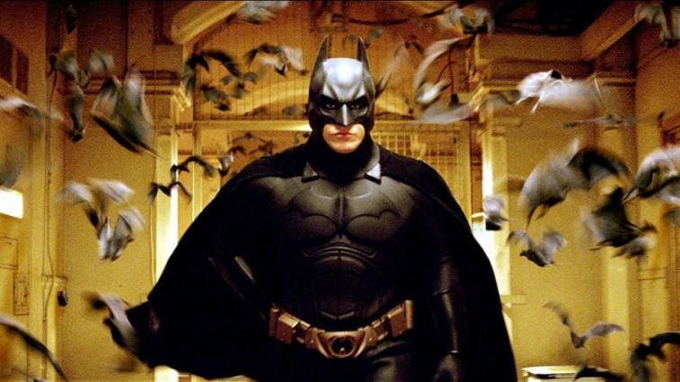 Christian Bale in 'Batman Begins'