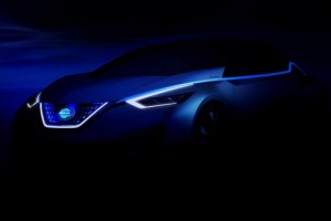 BMW and Nissan Drop Hints of New Electric Vehicles