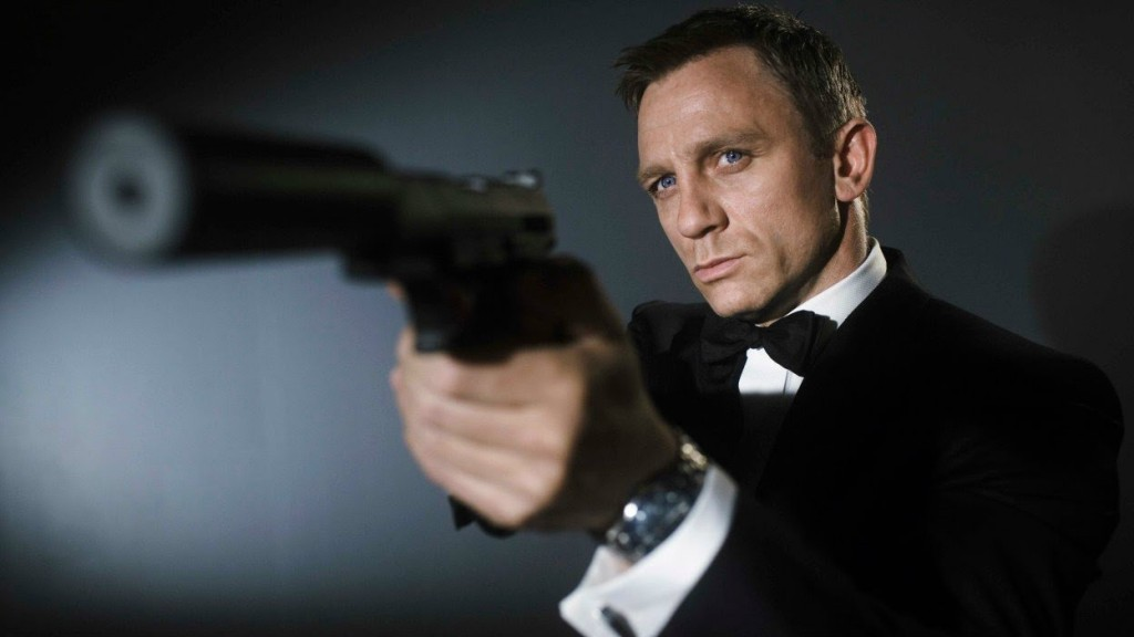 Daniel Craig as James Bond | MGM