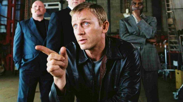 Daniel Craig in 'Layer Cake'
