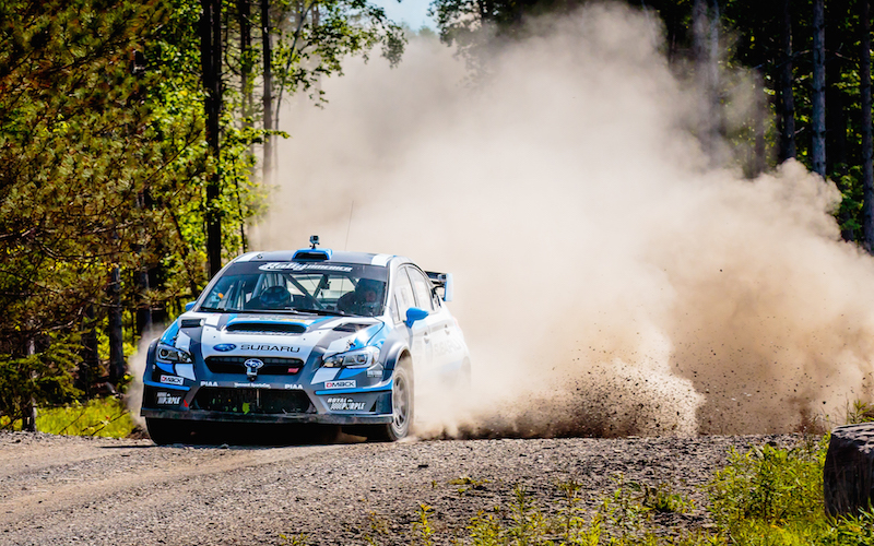 David Higgins earned his fifth STPR victory with a dominating performance