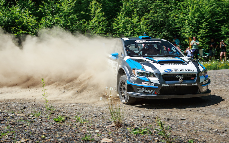Vermont Sportscar It S What Makes A Subaru A Subaru Rally Car