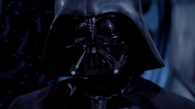 David Prowse in Star Wars: Return of the Jedi