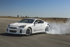Learn How to Drift With Hyundai Pro Driver Odi Bakchis