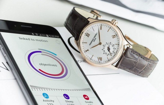 Frederique Constant Horological Smartwatches