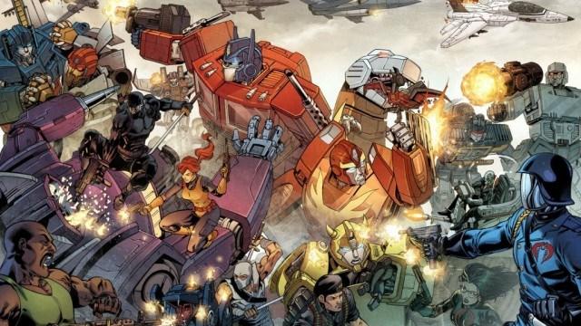 GI Joe and Transformers